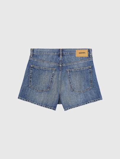Diesel - D-BOY-SHORT, Medium Blue - Shorts - Image 2