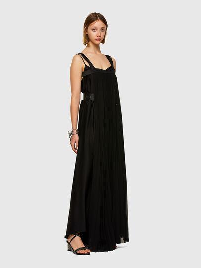 Diesel - D-KATHLE, Black - Dresses - Image 1