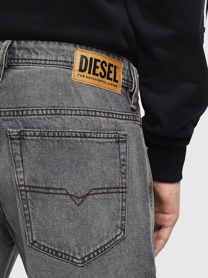Diesel - THOSHORT, Grey - Shorts - Image 5