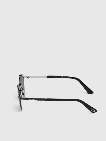 Diesel - DL0239, Black - Sunglasses - Image 3