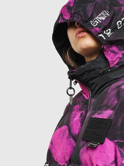 Diesel - W-PIATIGGY,  - Winter Jackets - Image 4