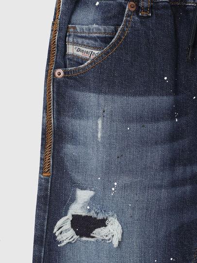 Diesel - KROOLEY-NE-J SH, Dark Blue - Shorts - Image 3