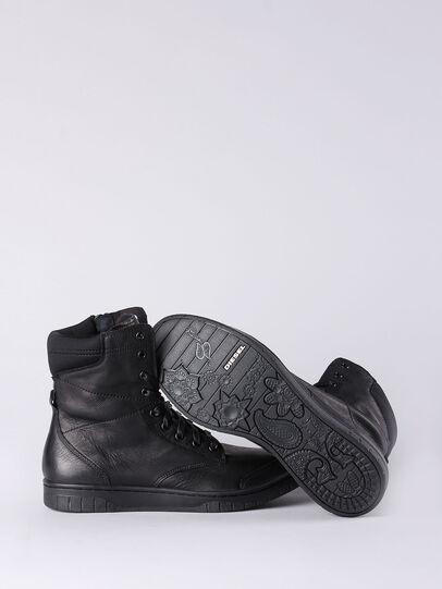 Diesel - S-BOULEVARD, Black - Boots - Image 4