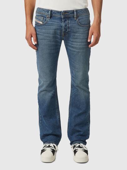 Diesel - Zatiny Bootcut Jeans 009EI, Medium Blue - Jeans - Image 1