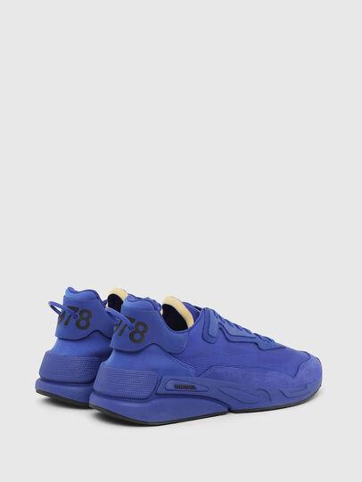 Diesel - S-SERENDIPITY LC, Blue - Sneakers - Image 3