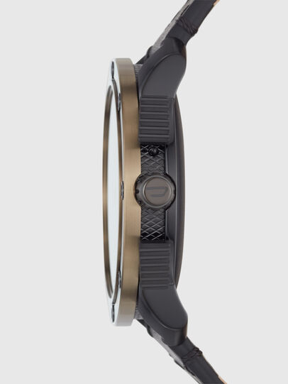 Diesel - DT2016, Black/Bronze - Smartwatches - Image 3