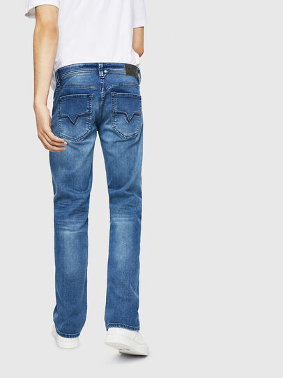 Diesel - Larkee C84NV, Light Blue - Jeans - Image 2