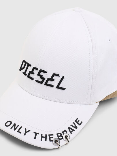 Diesel - CEDOUBLE, White - Caps - Image 3