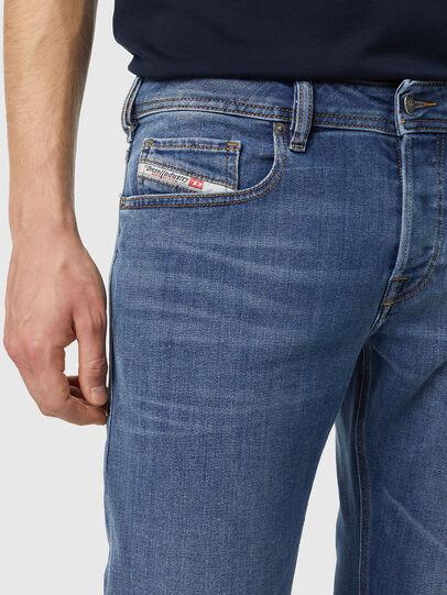 Diesel - Zatiny Bootcut Jeans 09A80, Medium Blue - Jeans - Image 3