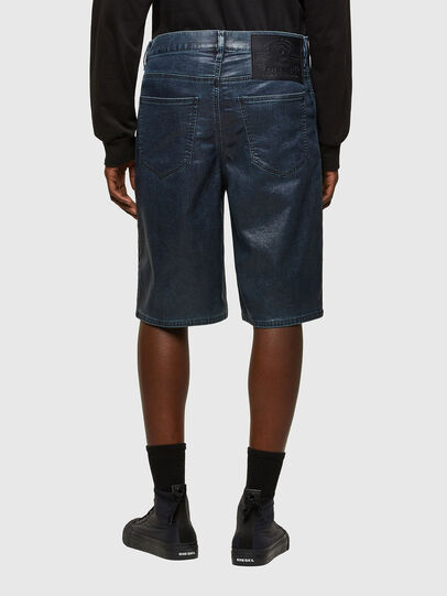 Diesel - D-MACS-SHORT-SP JOGGJEANS, Dark Blue - Shorts - Image 2