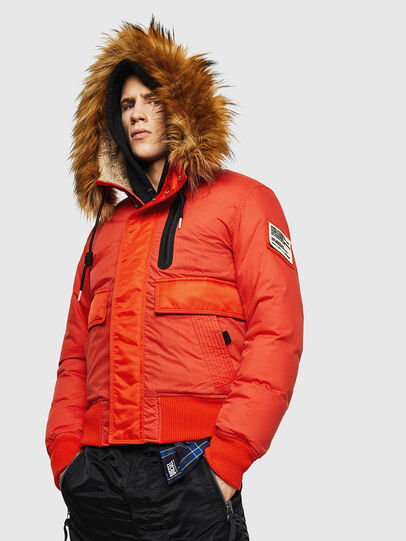 Diesel - W-BURKISK,  - Winter Jackets - Image 1