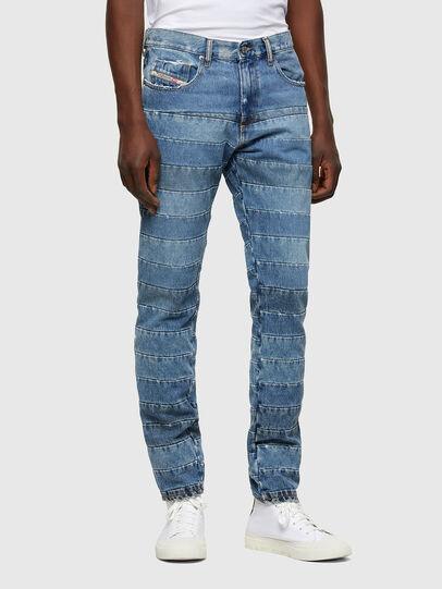 Diesel - D-Strukt Slim Jeans 009UE, Light Blue - Jeans - Image 1