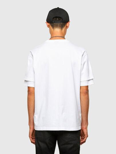 Diesel - T-FONTAL,  - T-Shirts - Image 2