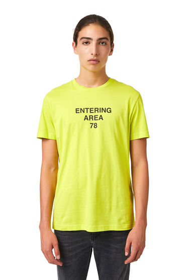 Green Label ENTERING AREA 78 T-Shirt