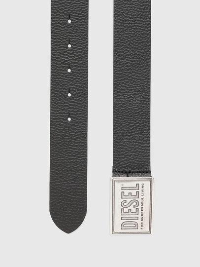 Diesel - B-GRAIN, Black - Belts - Image 3