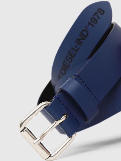 Diesel - B-COPY, Blue - Belts - Image 2