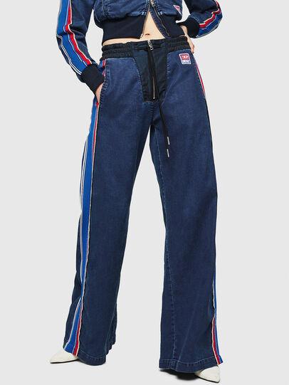 Diesel - D-Erinn JoggJeans 069HP, Dark Blue - Jeans - Image 1