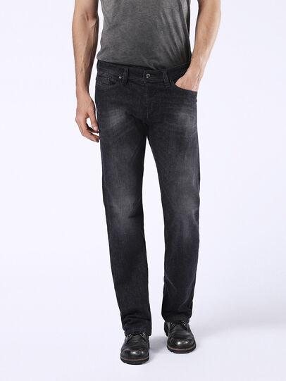 Diesel - Viker U0823, Black/Dark Grey - Jeans - Image 2