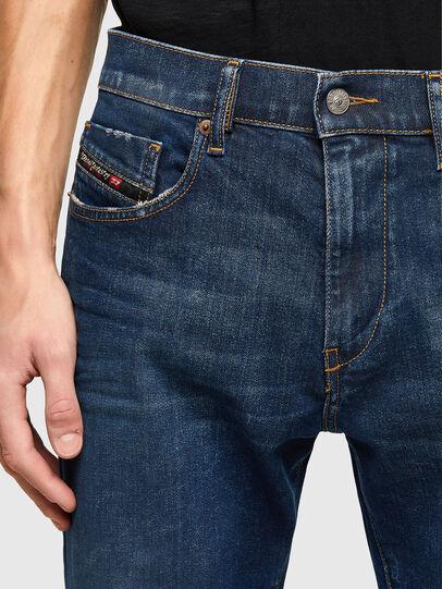 Diesel - D-Strukt Slim Jeans 009NV, Dark Blue - Jeans - Image 3