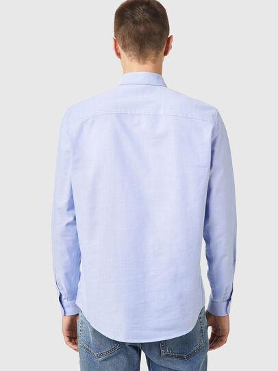Diesel - S-JAMES-B, Light Blue - Shirts - Image 2