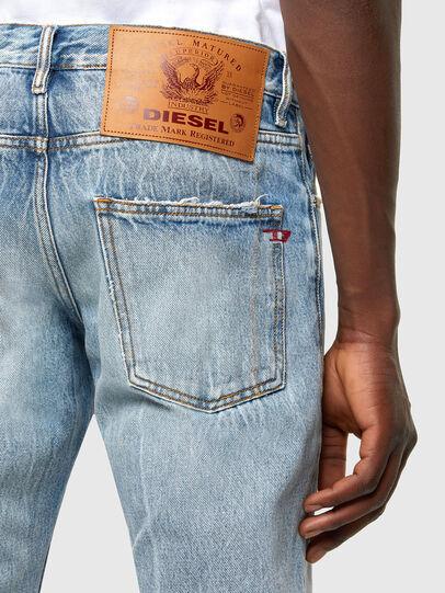 Diesel - D-Kras Slim Jeans 009NC, Light Blue - Jeans - Image 3