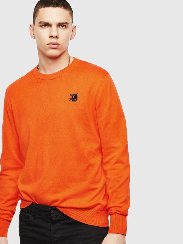 K-FREEX, Orange - Sweaters