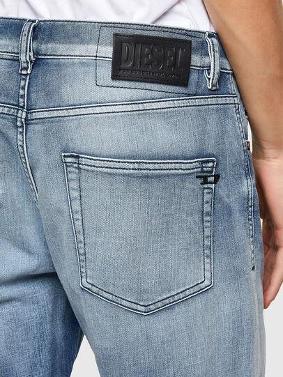Diesel - D-Strukt Slim Jeans 009NS, Light Blue - Jeans - Image 4