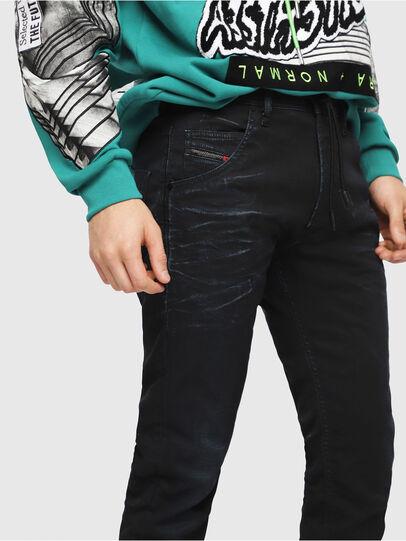 Diesel - Krooley JoggJeans 069FV, Dark Blue - Jeans - Image 3