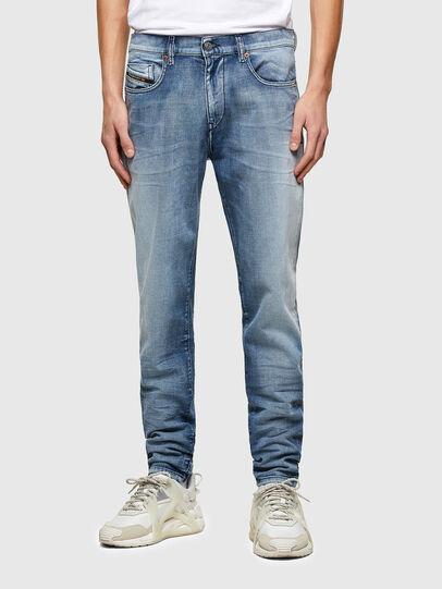 Diesel - D-Strukt Slim Jeans 009NS, Light Blue - Jeans - Image 1