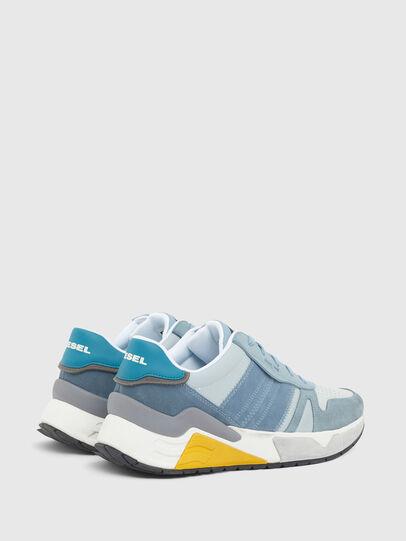 Diesel - S-BRENTHA FLOW, Light Blue - Sneakers - Image 3