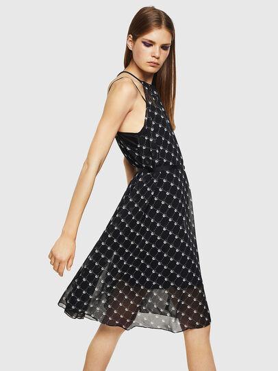 Diesel - D-YING, Black - Dresses - Image 6