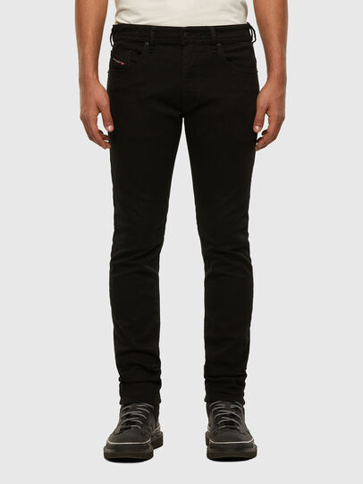 Diesel - Thommer Slim Jeans 0688H, Black/Dark Grey - Jeans - Image 1