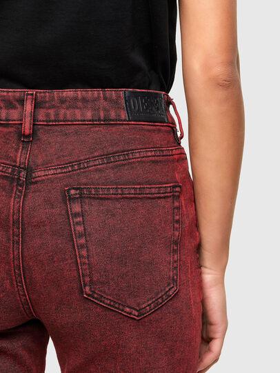 Diesel - D-Joy Slim Jeans 009RJ, Red - Jeans - Image 5