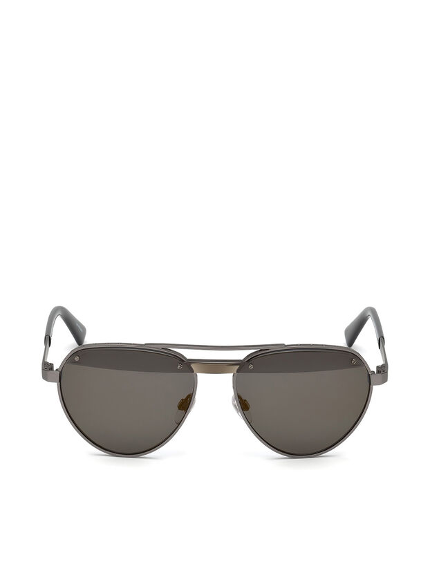 DL0261, Black/Grey - Sunglasses