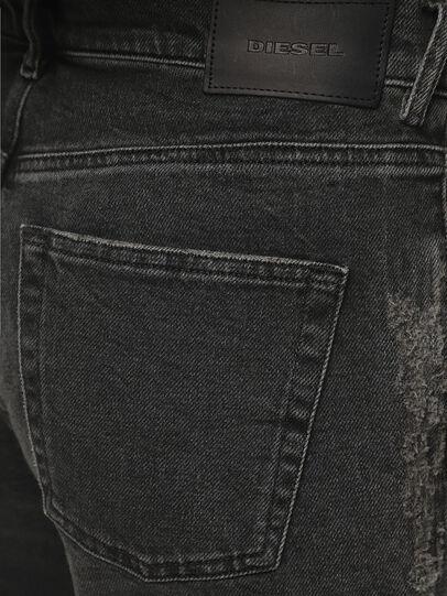 Diesel - Aryel 085AJ, Black/Dark Grey - Jeans - Image 5