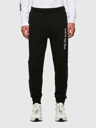 Diesel - P-LAIM, Black - Pants - Image 1