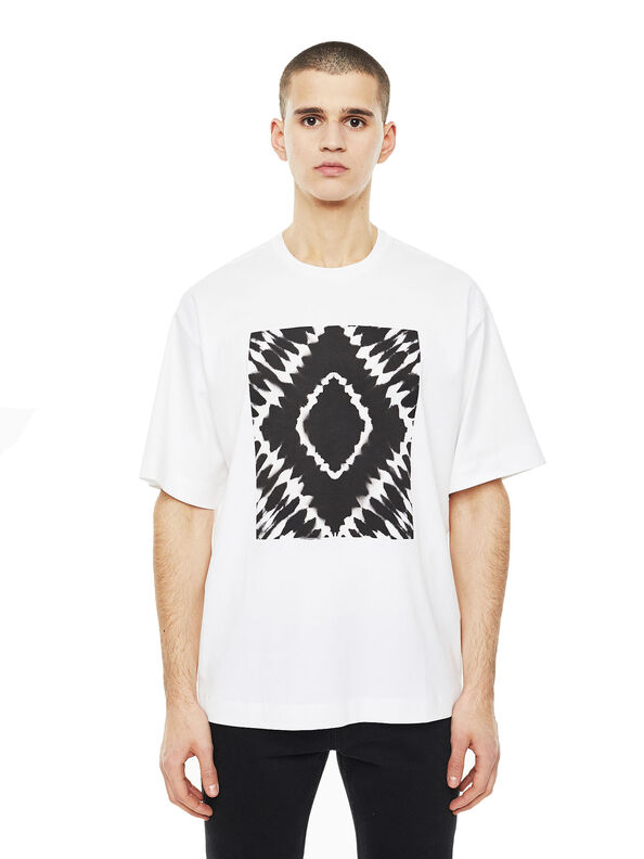 TEORIA-TIEDYESQUARE,  - T-Shirts