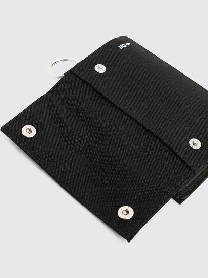 Diesel - YOSHI, Black - Small Wallets - Image 7