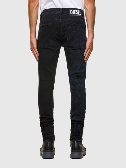 Diesel - D-Amny Skinny Jeans 009KQ, Blue - Jeans - Image 2