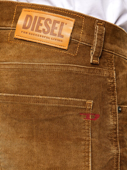 Diesel - D-Macs 069PT, Light Brown - Jeans - Image 5