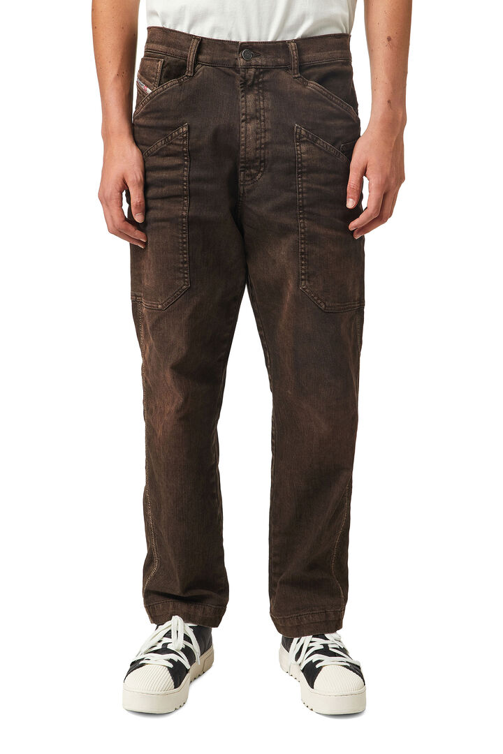 D-Franky Straight Jeans 09B38,