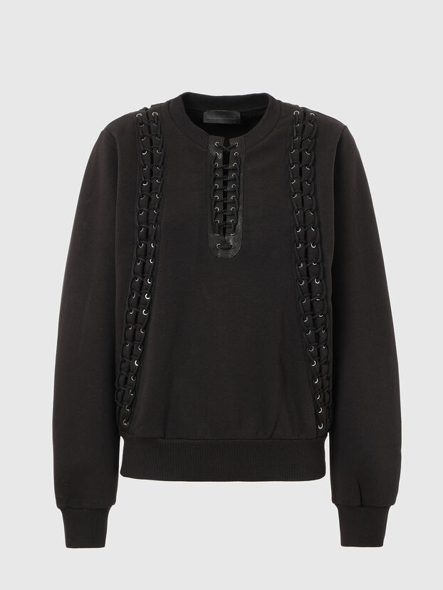 F-ANAIT, Black - Sweatshirts