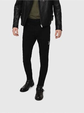 D-Phormer 0688H, Black - Jeans