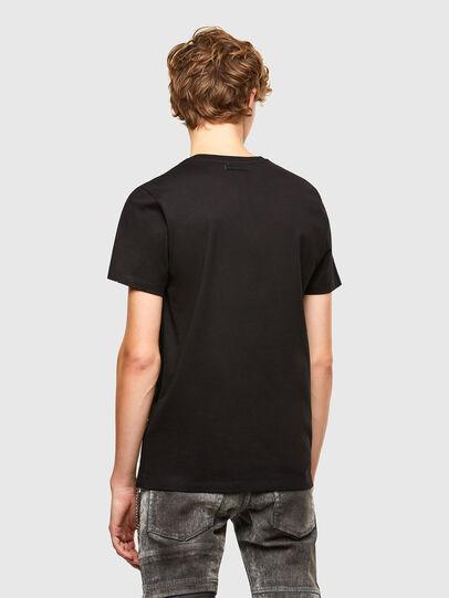 Diesel - T-INO, Black - T-Shirts - Image 2