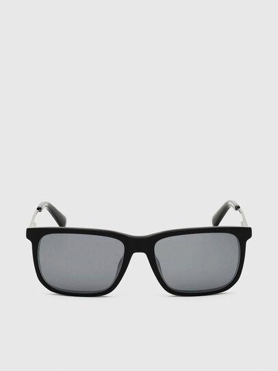Diesel - DL0309, Black - Sunglasses - Image 1