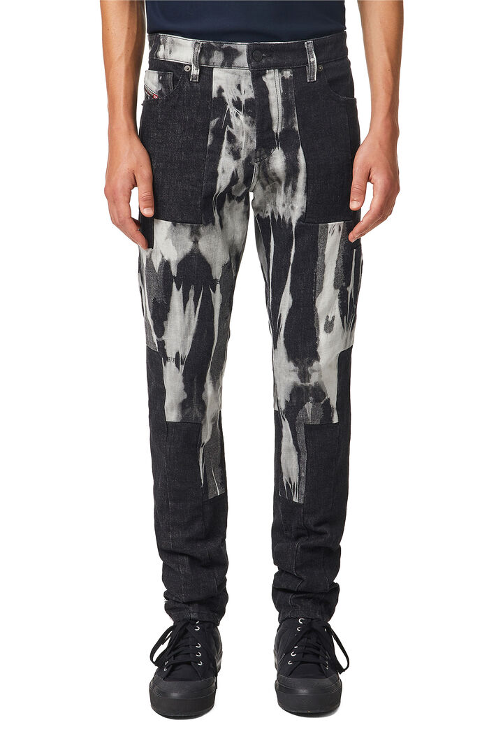 D-Kras Slim Jeans 09B35,