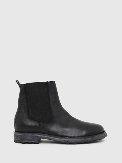 Diesel - D-THROUPER CH, Black - Boots - Image 1