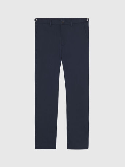 Diesel - P-JAX, Dark Blue - Pants - Image 1
