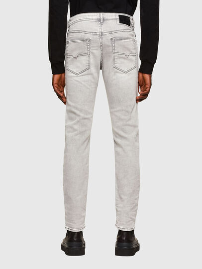 Diesel - Buster Tapered Jeans 069RP, Light Grey - Jeans - Image 2