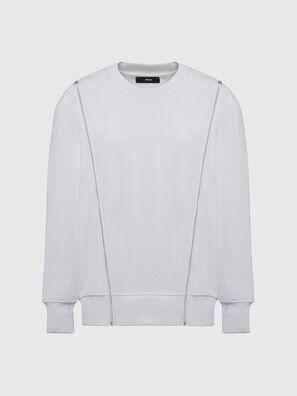 F-GEORGIA, White - Sweatshirts